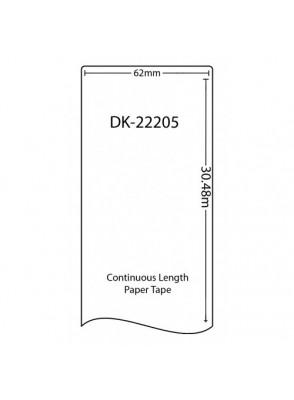 DK-22205 (เนื้อกระดาษ/ขาว)