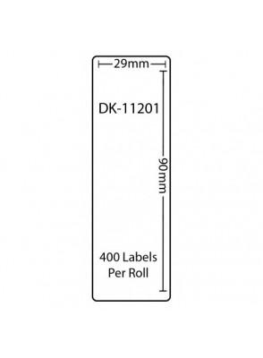 DK-11201 (เนื้อกระดาษ/ขาว)