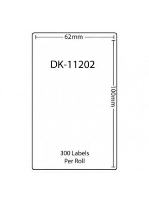 DK-11202 (เนื้อกระดาษ/ขาว)
