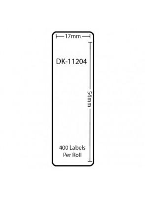 DK-11204 (เนื้อกระดาษ/ขาว)