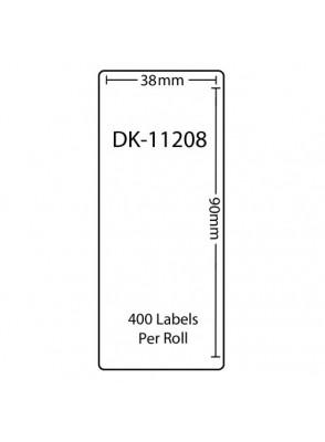 DK-11208 (เนื้อกระดาษ/ขาว)
