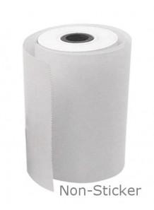 กระดาษ (ไม่มีกาว) ความร้อน ขาว 57x30มม