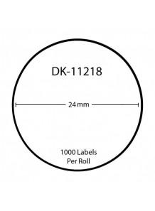 DK-11218 (เนื้อกระดาษ/ขาว)
