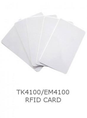บัตร TK4100/EM4100 RFID Card