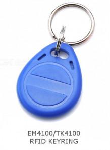 พวงกุญแจ TK4100/EM4100 RFID Key Ring