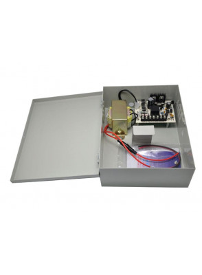 Power Supply 5A สำหรับกลอนแม่เหล็กไฟฟ้า